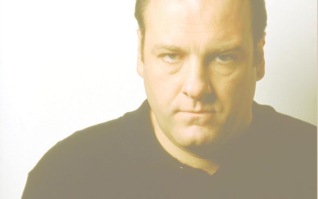 Tony Soprano. Boss Gift·ologist.